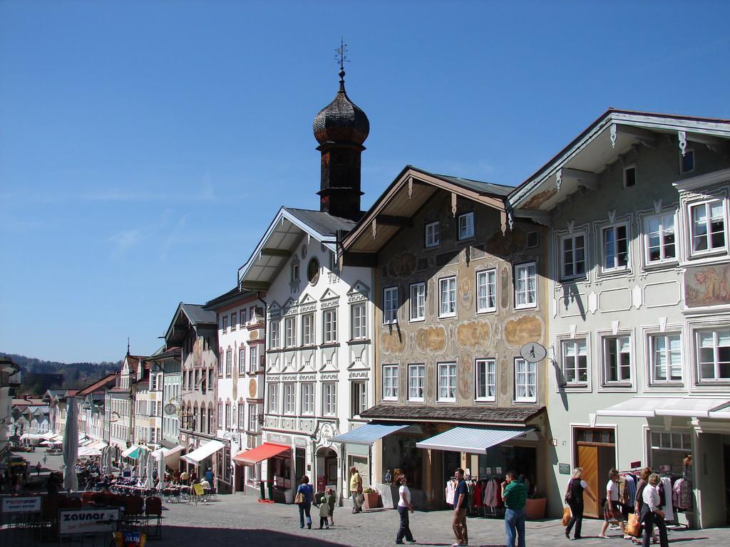 Marktplatz in Bad Tölz
