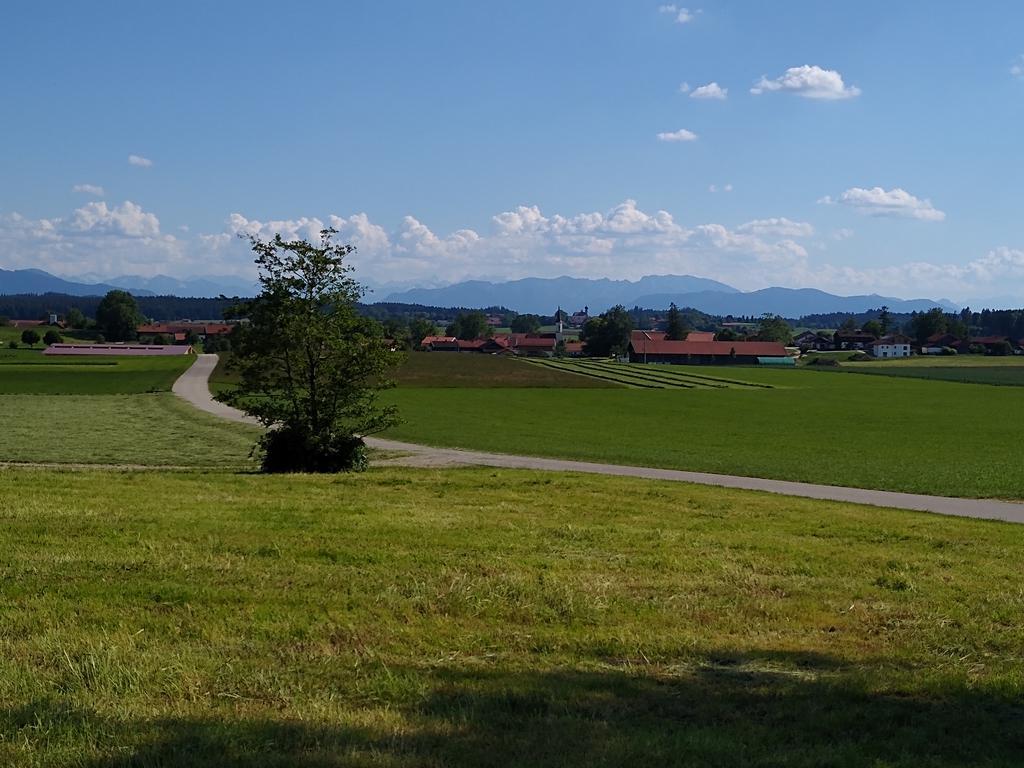 Aussicht von Baiernrain aus