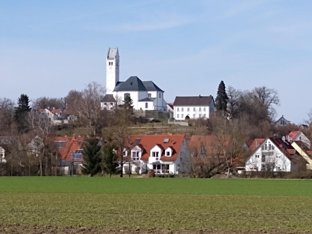Blick auf Bergkirchen