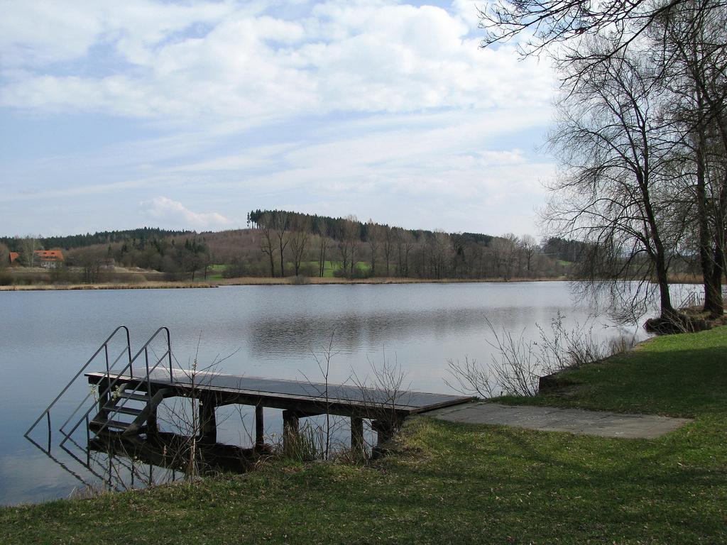 Blick auf den Dietlhofer See