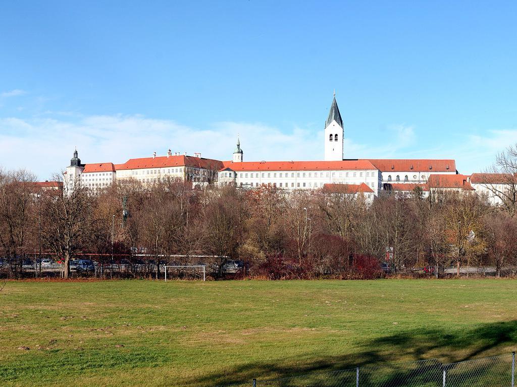 Blick auf den Freisinger Dom