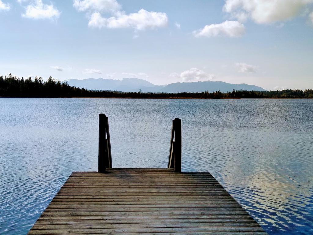 Blick über den Kirchsee