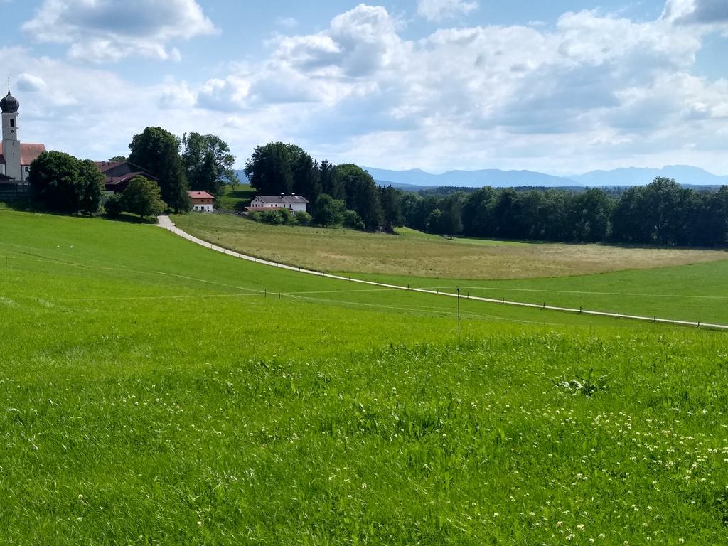 Ausblick über Kleinhöhenkirchen